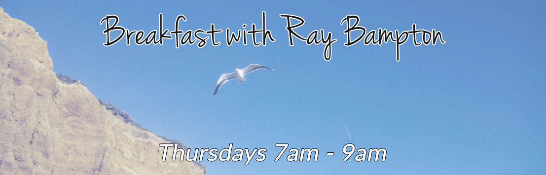 Breakfast with Ray Bampton