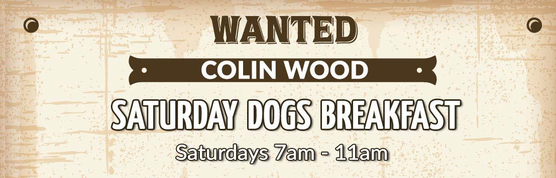 Saturday Dogs Breakfast 2