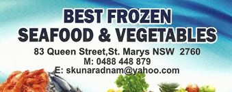 Best Frozen Seafood